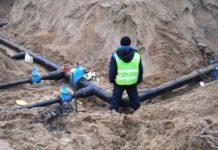 наружные сети канализации