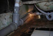 замена канализации в квартире