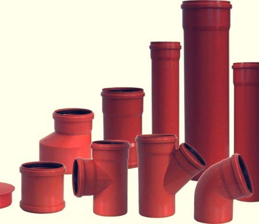 фасонина для канализации