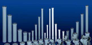 канализация внутренняя трубы и фитинги