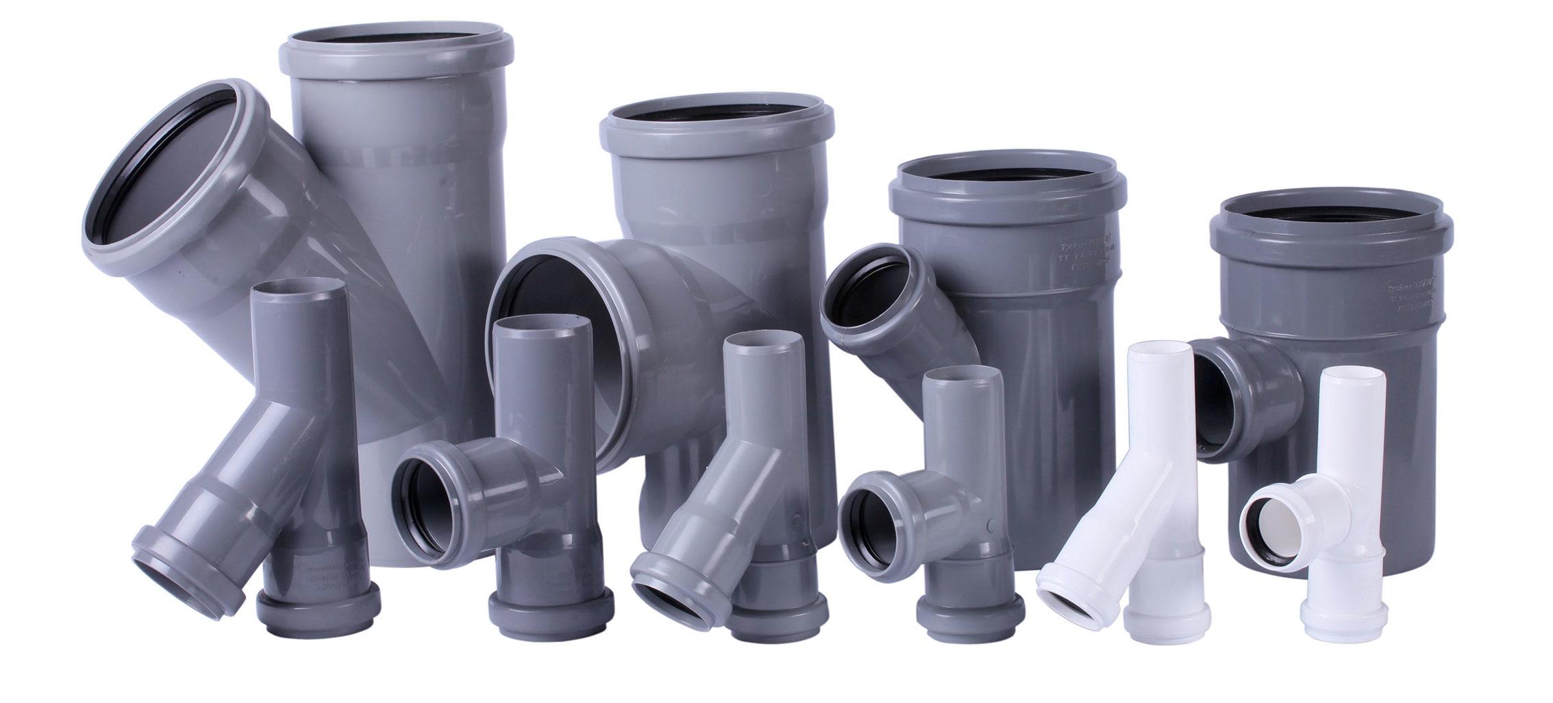 тройники для канализационных труб