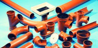 трубы канализационные для внутренней канализации
