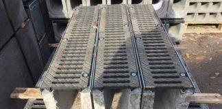 бетонные водоотводные лотки